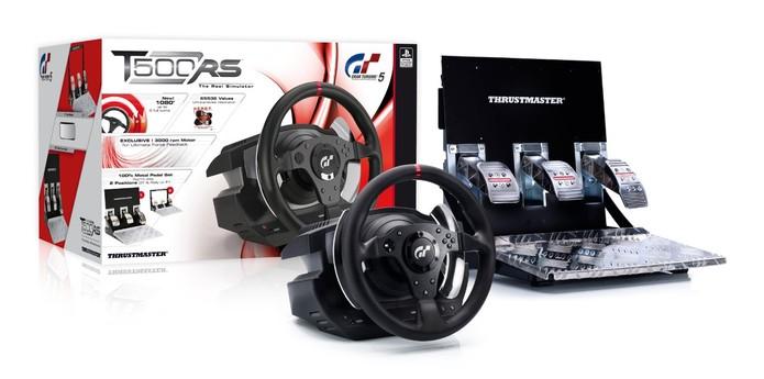 Thrustmaster T500RS (Foto: Divulgação)
