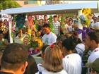 Emoção e honrarias marcam enterro de policial militar morta em Santarém