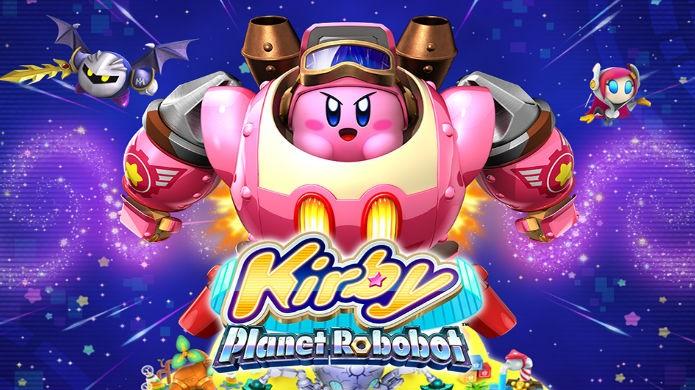 Melhores jogos para 3DS de 2016: Kirby Planet Robobot (Foto: Divulgação/Nintendo)