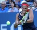 Campeã olímpica, Monica Puig sofre derrota para chinesa e cai na estreia