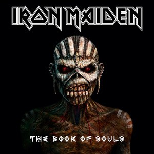 Capa do disco 'The Book Of Souls', do Iron Maiden (Foto: Divulgação)