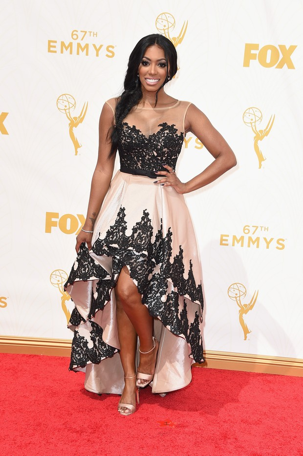 EMMY 2015 - Porsha Williams (Foto: Getty Images)