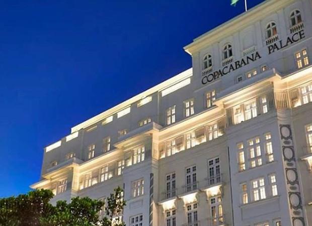 Belmond Copacabana Palace (Foto: Reprodução/instagram)