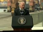 Vice-presidente dos EUA desembarca em Brasília