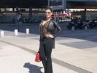 Andressa Urach vai à Espanha para pedir retratação a Cristiano Ronalo