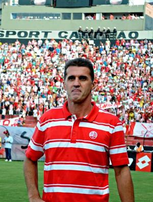 Sport x Náutico - Vágner Mancini (Foto: Aldo Carneiro/Pernambuco Press)