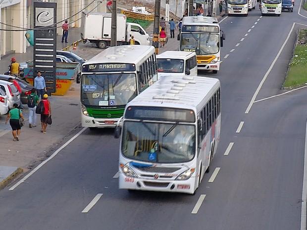 Passageiros reclamaram do reajuste (Foto: Reprodução/Inter TV Cabugi)