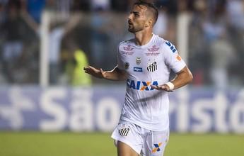"""Depois de boa """"estreia"""", Longuine será chamado para renovar com o Santos"""