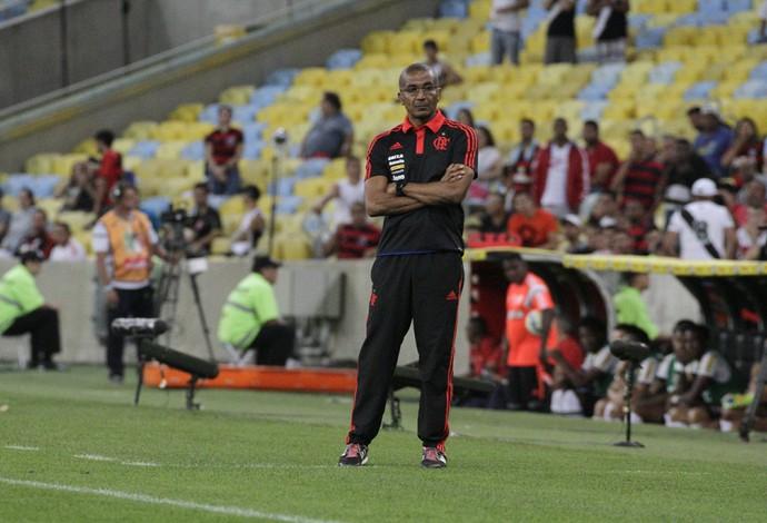 Cristóvão Borges, Flamengo, Flamengo x Vasco (Foto: Gilvan de Souza/ Fla Imagem)
