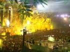 Homem morre após passar mal em festival de música eletrônica em Itu