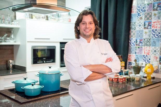 Chef Dudu Sperandio (Foto: Divulgação )