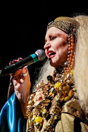 Elke Maravilha (foto de arquivo) (Foto: Facebook/ Reprodução)