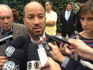 José Roberto Marinho (Foto: Nathália Duarte/G1)