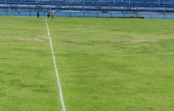 Atletas do Barra Mansa abandonam treino para cobrar salários atrasados