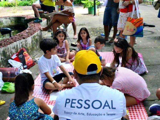 'Domingo com Arte' será realizado na Casa José de Alencar (Foto: Divulgação)