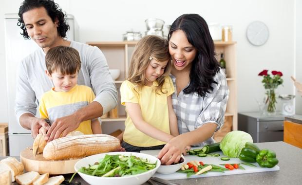 5 nutrientes que não podem faltar na alimentação das crianças (Foto: Thinkstock)