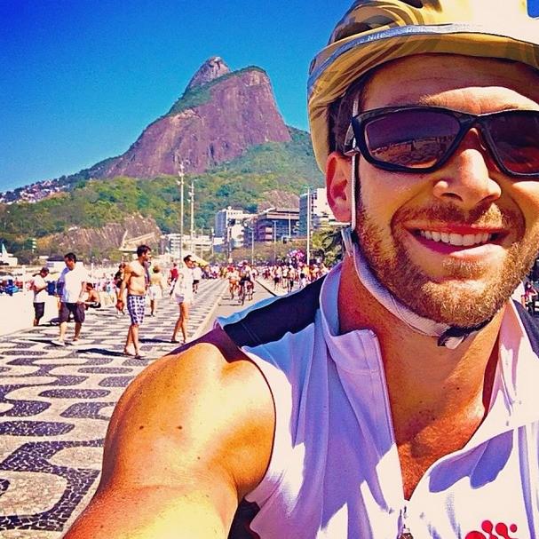 Rafael Winicki Instagram Eu Atleta (Foto: Arquivo Pessoal)