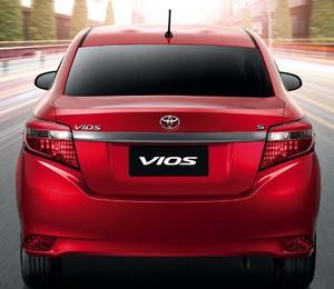 Toyota Vios  (Foto: Divulgação)