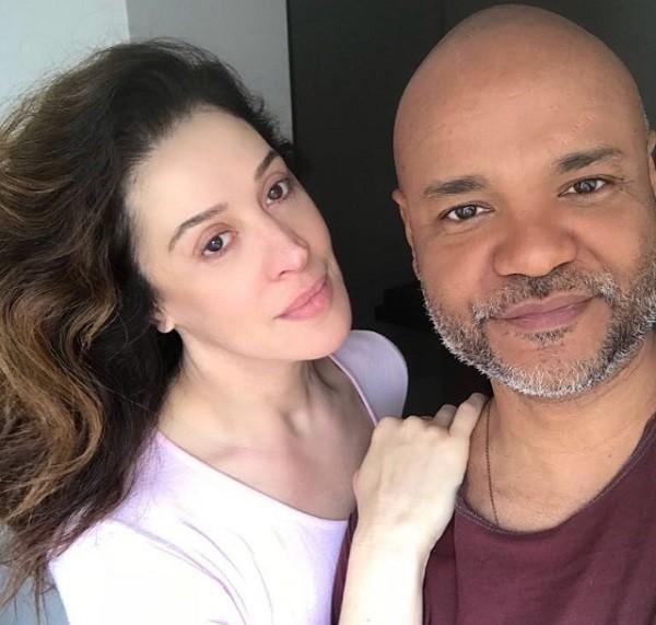 Claudia em seu post sem maquiagem: enxurrada de elogios (Foto: Reprodução/ Instagram,)