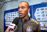 Para Miranda, confiança garantiu que  Brasil virasse amistoso contra França