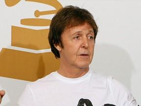 Perfil Paul McCartney (Foto: Reuters)