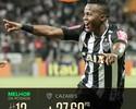 Cartola FC: mais escalado, Cazares é o maior pontuador; Gabigol não vai bem