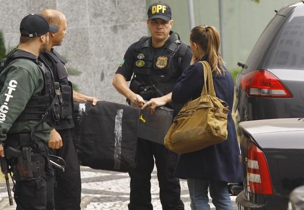 PF deflagra 33ª Operação da Lava Jato  (Foto: O Globo)