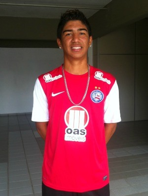 Wesley Napão (Foto: Isabella Pina)