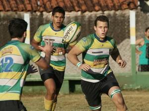 Cuiabá enfrenta o Primavera fora de casa (Foto: Michel Leplus/Cuiabá Rugby)