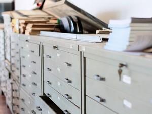 Arquivos devem ser digitalizados após compensação social da usina de R$ 100 mil (Foto: Assessoria/Divulgação)