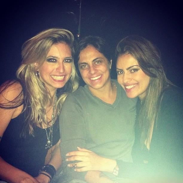 Thammy Miranda posta foto ao lado da ex-namorada (Foto: Instagram / Reprodução)