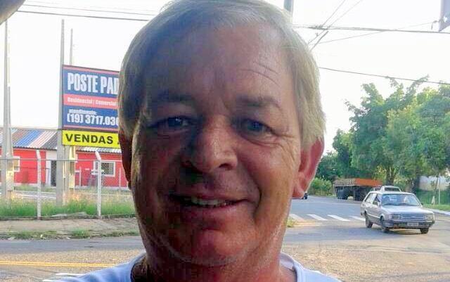 Arlei Rosa Silva, ganhador da Mega Sena em 2008, foi achado morto em Limeira (Foto: Acervo da família)