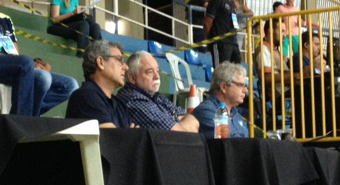 Brasil, Peru, Sul-Americano Sub-20, José Roberto Guimarães (Foto: Felipe Santos)
