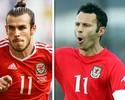 Bale deixa sombra de Giggs para trás e lidera nova geração do País de Gales