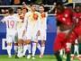 Alemanha x Espanha na Euro Sub-21, Série B e mais na sexta do SporTV