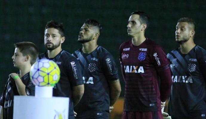 Figueirense  (Foto: Luiz Henrique / FFC)