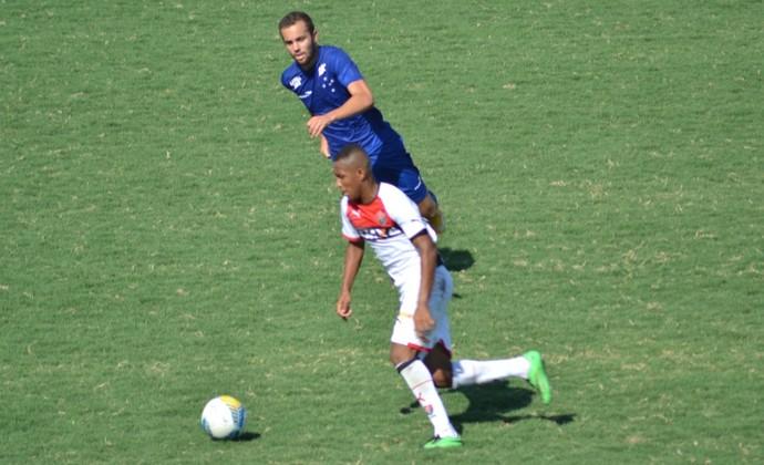 Vitória x Cruzeiro Copa São Paulo (Foto: Filipe Rodrigues)