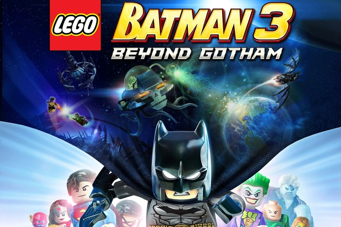 Lego Batman 3: Beyond Gotham (Foto: Divulgação)