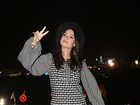 Veja os looks de famosas como Fernanda Souza, Daniele Suzuki e Luiza Possi no Lollapalooza