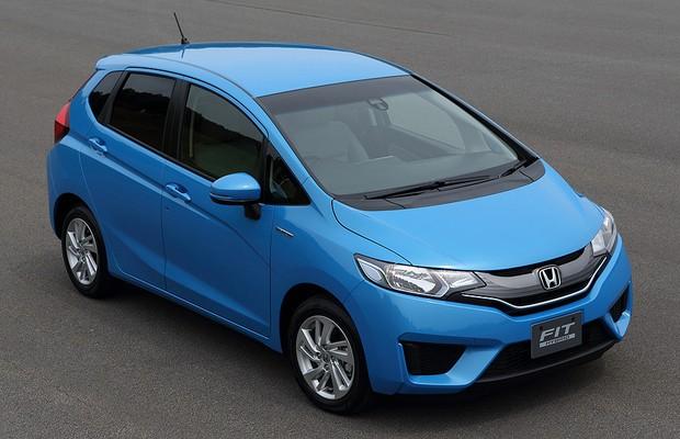 Honda Fit 2014 (Foto: Honda)