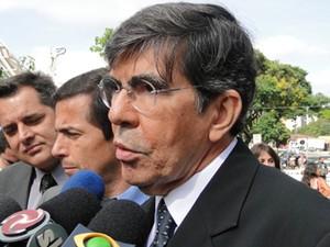 Perito criminal George Sanguinetti (Foto: Pedro Triginelli/G1)