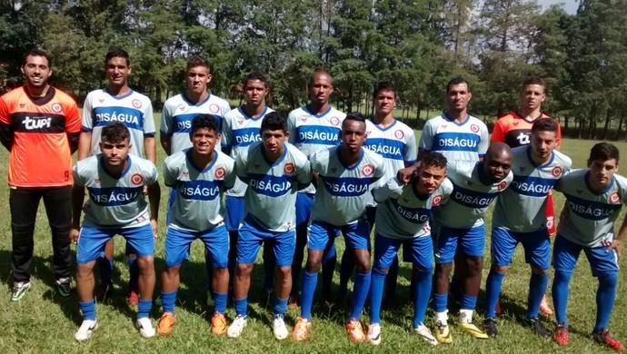 Jogadores do Vilhena (Foto: Vilhena/Divulgação)