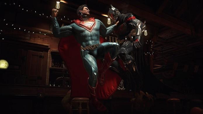 Injustice 2 (Foto: Divulgação)
