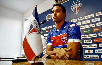 Dudu Cearense rescinde contrato com Fortaleza e é novo reforço do Botafogo