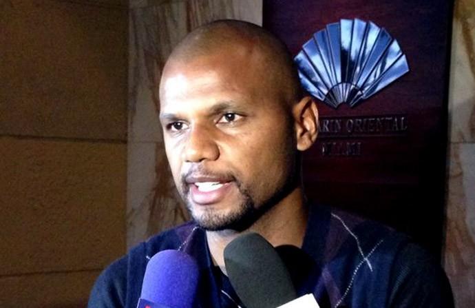 Jefferson entrevista (Foto: Mowa Press)