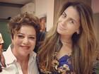 Giovanna Antonelli muda o visual depois de 'Salve Jorge'