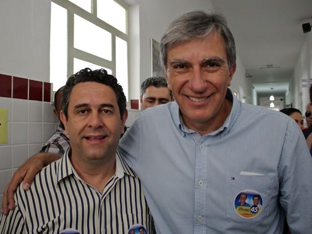 Rafael Simões obteve aprovação de quase 70% dos eleitores (Foto: Julian Andrew)