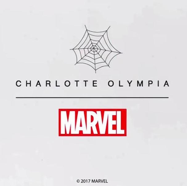 Charlotte Olympia lança coleção com a Marvel (Foto: Divulgação)