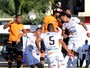 Nova Iguaçu bate o Cano com gol no fim e sai na frente por vaga na final