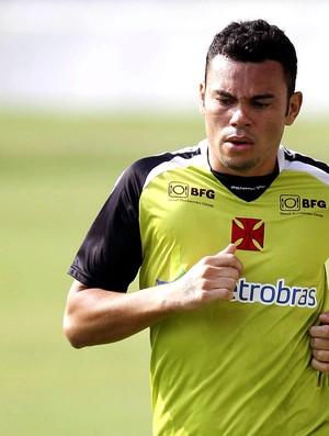 Rodolfo no treino do Vasco (Foto: Alexandre Cassiano / Ag. O Globo)